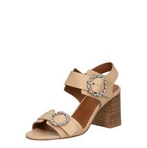 See By Chloé Remienkové sandále 'SB32111A'  béžová