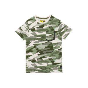 LEMON BERET Tričko  zelená