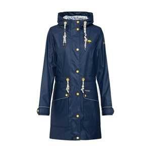 Schmuddelwedda Prechodný kabát  námornícka modrá