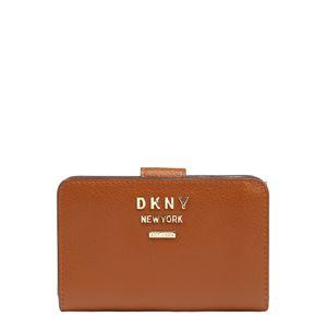 DKNY Peňaženka 'WHITNEY'  karamelová / zlatá
