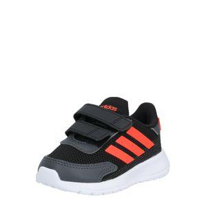 ADIDAS PERFORMANCE Športová obuv  čierna / červená / tmavosivá