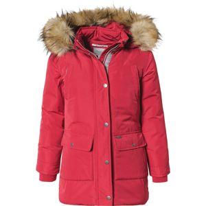 Pepe Jeans Zimná bunda  červené