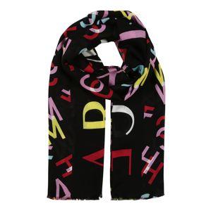 ARMANI EXCHANGE Látkové rúško 'STOLE'  čierna / zmiešané farby