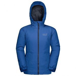 JACK WOLFSKIN Outdoorová bunda 'Argon storm'  kráľovská modrá