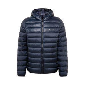 Champion Authentic Athletic Apparel Zimná bunda  námornícka modrá
