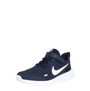 Nike Sportswear Tenisky 'REVOLUTION 5'  námornícka modrá
