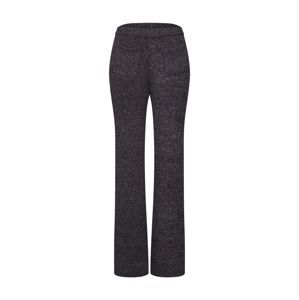 Native Youth Nohavice 'PALLADIUM KNITTED PANT'  sivá