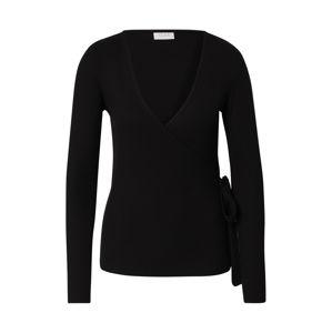 VILA Tričko 'WONDA'  čierna