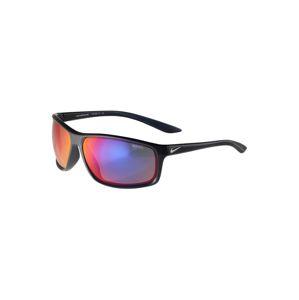 NIKE Športové slnečné okuliare 'ADRENALINE E CW4680'  čierna / strieborná