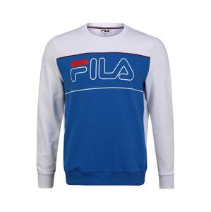 FILA Športová mikina 'Tommy'  biela / modrá