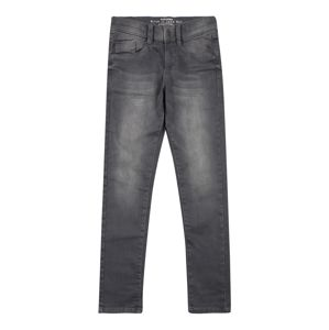 S.Oliver Junior Džínsy 'Seattle'  čierna denim