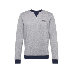 JACK & JONES Mikina 'JORSHEEN SWEAT CREW NECK'  sivá