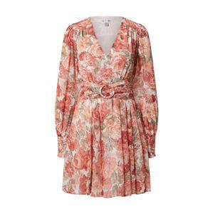 Forever New Šaty 'Clara'  oranžová