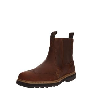 TIMBERLAND Snehule 'Squall Canyon WP WT Chels'  hnedé