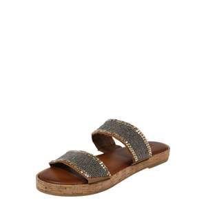 INUOVO Sandále  hnedé