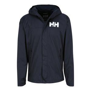 HELLY HANSEN Športová bunda 'ACTIVE 2'  námornícka modrá / biela