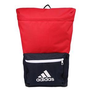 ADIDAS PERFORMANCE Športový batoh  červená / biela / námornícka modrá