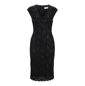 heine Puzdrové šaty 'Timeless'  čierna
