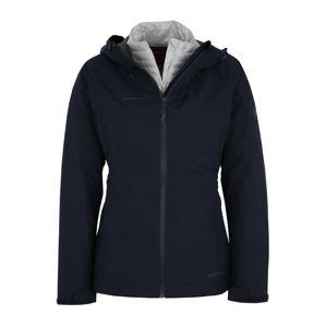MAMMUT Športová bunda 'Convey 3 in 1 HS Hooded Jacket Women'  námornícka modrá