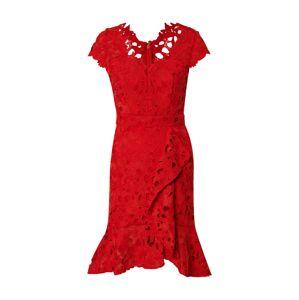 Chi Chi London Večerné šaty 'Moana'  ohnivo červená