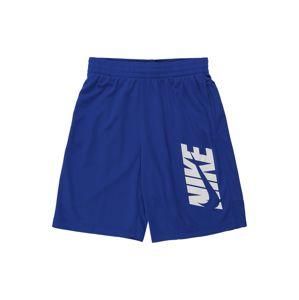 NIKE Športové nohavice  kráľovská modrá
