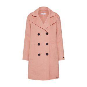RINO & PELLE Prechodný kabát 'Eugenie'  ružová