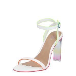 CALL IT SPRING Remienkové sandále 'Hayvenn'  biela / zmiešané farby