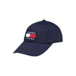Tommy Jeans Čiapka 'TJW HERITAGE CAP'  tmavomodrá