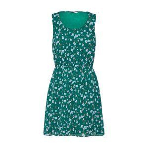 ONLY Letné šaty 'onlTAKE SARAH'  zelená