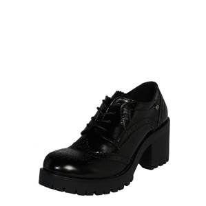 MTNG Šnurovacie topánky 'CIRCE'  čierna