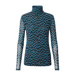 Fabienne Chapot Tričko 'Jane'  modrá / oranžová / čierna