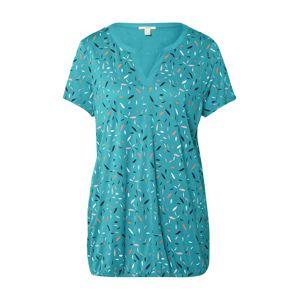 ESPRIT Tričko 'CORE'  nefritová / zmiešané farby