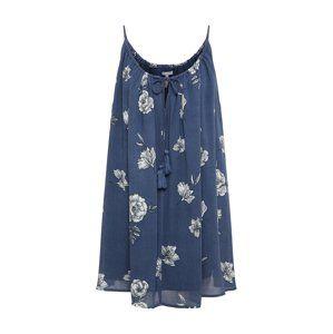 Funky Buddha Letné šaty  modré