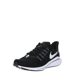 NIKE Bežecká obuv 'Air Zoom Vomero 14'  čierna / biela