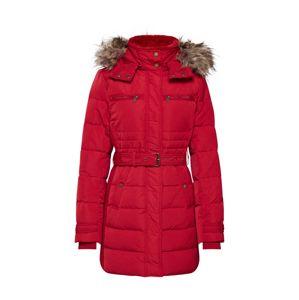 Pepe Jeans Zimný kabát 'LYNN'  červené
