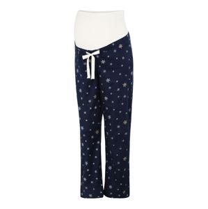 GAP Pyžamové nohavice 'FP FLANNEL SLEEP PANT'  námornícka modrá