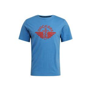 Dockers Tričko  červené / modré
