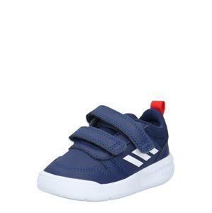 ADIDAS PERFORMANCE Športová obuv 'TENSAUR I'  biela / červená / námornícka modrá