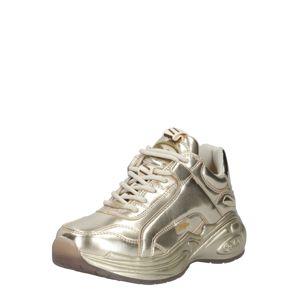 BUFFALO Nízke tenisky  zlatá