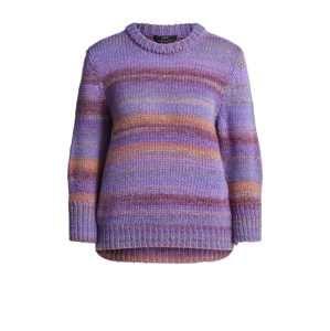 SET Pullover  fialová