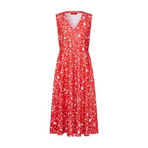 MAX&Co. Večerné šaty 'CULTURA'  červené