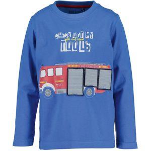 BLUE SEVEN Tričko  modré / zmiešané farby
