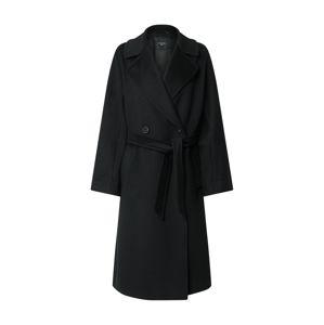 Weekend Max Mara Prechodný kabát 'Resina'  čierna