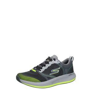 Skechers Performance Sneaker 'GO RUN PULSE'  limetová / sivá
