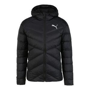 PUMA Zimná bunda  čierna
