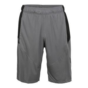 PUMA Shorts 'Cat'  čierna / sivá