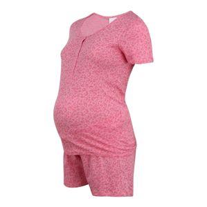 MAMALICIOUS Pyžamo 'CHILL LIA'  ružová