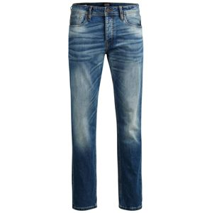 JACK & JONES Comfort Fit Jeans 'Mike'  modrá denim