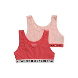 Tommy Hilfiger Underwear Podprsenka  ružová / červená