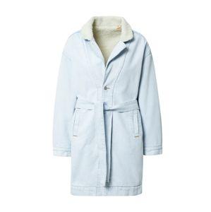 LEVI'S Prechodný kabát  svetlomodrá